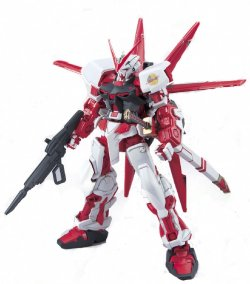 SEED HG 58 GUNDAM ASTRAY RED FRAME FLIGHT UNIT