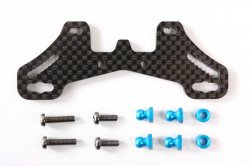 54632 Carbon Damper Stay Front - TT02 Type-S