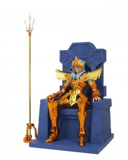 Saint Cloth Myth EX Sea Emperor Poseidon -Imp