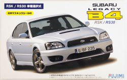 1/24 Subaru Legacy B4 RSK / RS30 w/Window Fra