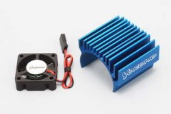 Heat Sink with Cooling Fan for Brushless Motor (Long size)