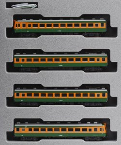 10-1384 Series 80-300 Iida Line (4-Car Set)