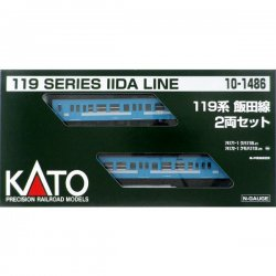 10-1486 Series 119 Iida Line (2-Car Set)
