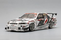 1/10th Scale BLITZ DUNLOP ER34 SKYLINE