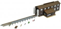The Building Collection 021-3 Train Shed Gara