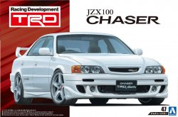 1/24 TRD JZX100 Chaser `98 Toyota