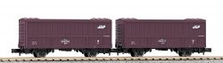 8034 WAMU480000 Chip Carrier Wagon 2-Car Set