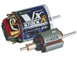 M13237S Adjustable VX Stock Motor with Silver