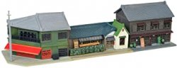 301110 The Building Collection 166 Town Set B