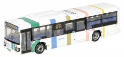 My Town Bus Collection MB8 Nishi-Nippon Railr
