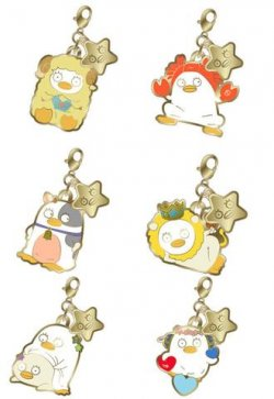 Metal Charm Collection Gintama Elizabeth`s 12