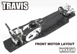 0348-FD Travis Conversion Kit (Silver) with V