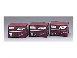 HO-3113 1/80 HO J.R. Container Type19G 3pcs