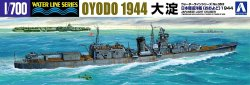 1/700 IJN Light Cruiser Oyodo 1944