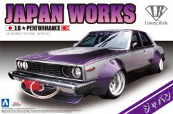 LW01 LB WORKS JAPAN 4Dr