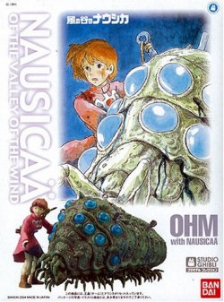 Ohm with Nausicaa