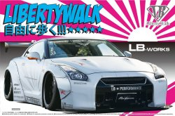 Day SALE! Liberty Walk LB Works R35 GT-R Ver.