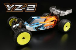 YZ-2 - 1/10th-scale EP 2WD Offroad Competitio