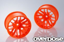 OD2340 Work Emotion M8R (Mandarin Alert / OFF+8) Limited Ed