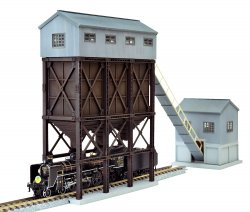 Visual Scene Accessory 103 Coaling Tower