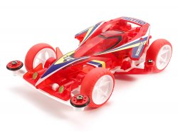 95274 ASTRO-BOOMERANG CLEAR RED SPECIAL (SUPE