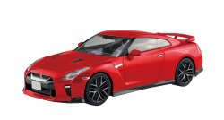 Nissan GT-R (Vibrant Red)