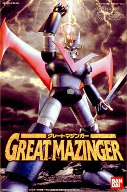 MC (Mechanic Collection) Great Mazinger
