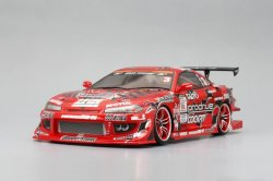 SD-BS15B 1/10th Scale Team Boss with Potenza S15