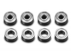 TZ02 Full Ball Bearing Set for MiniZ MR-02
