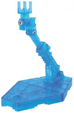 ACTION BASE 02 CLEAR BLUE