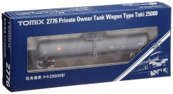 Private Owner Tank Wagon Type Taki 25000 (1-C