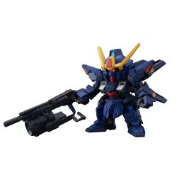 SD Gundam Cross Silhouette Sisquied [Titans Colors]