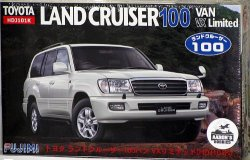 1/24 Toyota Land Cruiser 100 VAN VX Limited