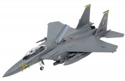 1/72 F-15E Strike Eagle (Sugo! Plastic Model)
