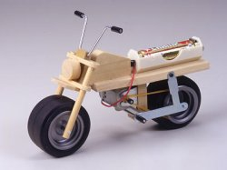 70095 Tamiya Mini Bike Kit