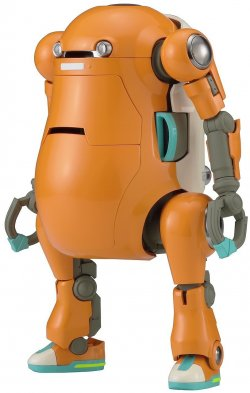 20 Mechatro Wego No.02 Orange