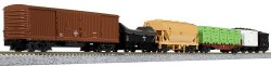 10-033 Freight Train Six Car Set (6-Car Set)