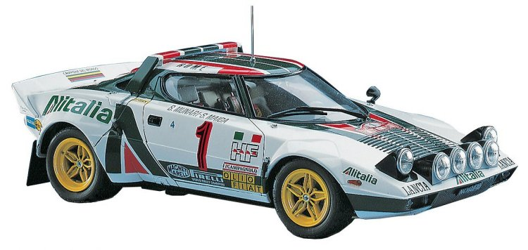 LANCIA STRATOS ('77 MONTE-CARLO RALLY WINNER) - Click Image to Close