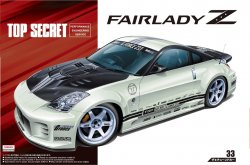 1/24 Top Secret Z33 Fairlady Z `05 Nissan
