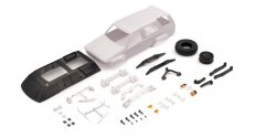 MXN02 Toyota 4Runner White Body Set