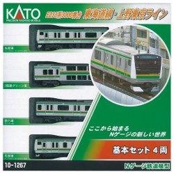 10-1267 Series E233-3000 Tokaido Line/Ueno-To