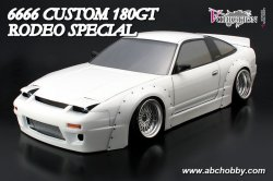 66164 6666 CUSTOM 180GT RODEO SPECIAL