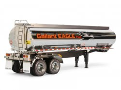56333 Fuel Tank-Trailer - For Tamiya Tractor Truck