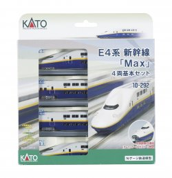 10-292 Shinkansen Series E4 `Max` Double-Deck