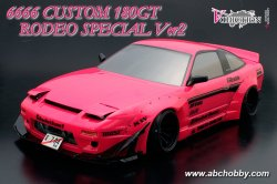 66166 6666 CUSTOM 180GT RODEO SPECIAL Ver.2