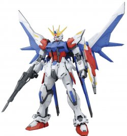 MG Build Strike Gundam Full Package Model Kit