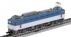7103 JR Electric Locomotive Type EF81-500