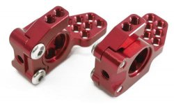 0319-FD VX Front Knuckle Ver.2 (Red)