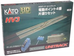 3-113 Unitrack HV3 Electric Points #4 Single