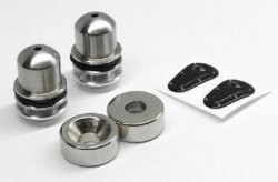 0037-03 FLEX MG 5mm Body Mount Set For 1/10 RC Body